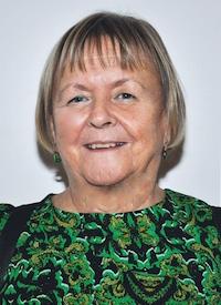 Britt Poulsen - Leverforeningen